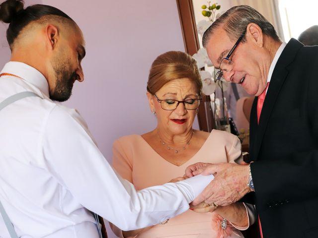 La boda de Alberto y Fuensanta en La Zubia, Granada 21