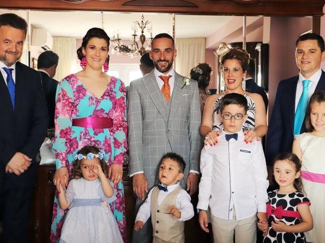 La boda de Alberto y Fuensanta en La Zubia, Granada 23