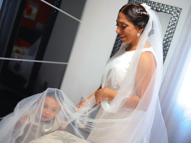 La boda de Alberto y Fuensanta en La Zubia, Granada 27