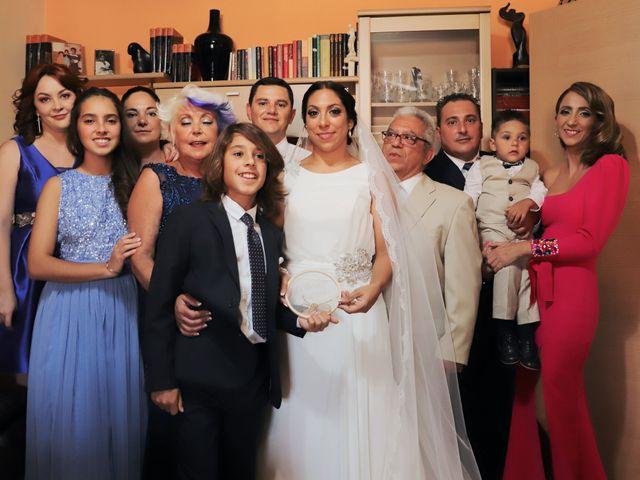 La boda de Alberto y Fuensanta en La Zubia, Granada 33
