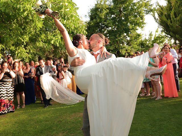 La boda de Alberto y Fuensanta en La Zubia, Granada 42