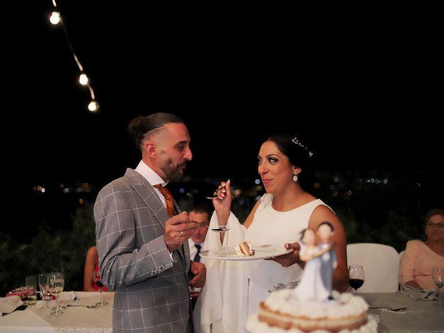 La boda de Alberto y Fuensanta en La Zubia, Granada 43