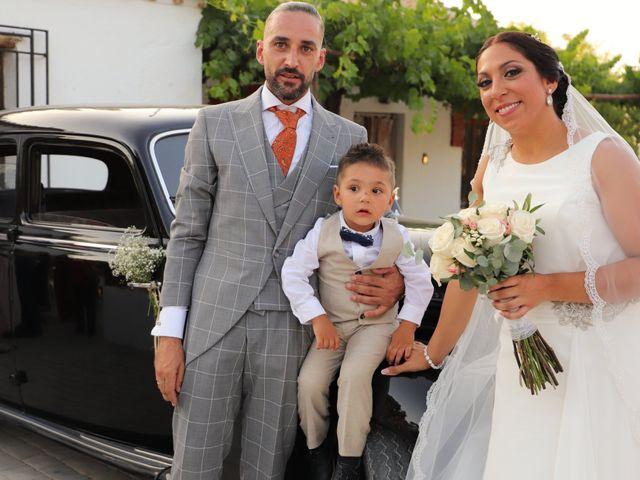La boda de Alberto y Fuensanta en La Zubia, Granada 45