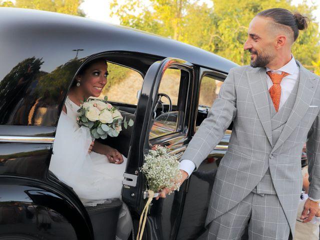 La boda de Alberto y Fuensanta en La Zubia, Granada 46