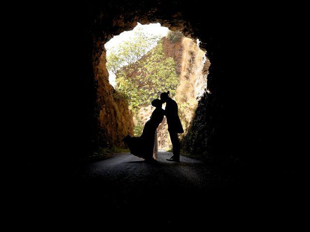 La boda de Alberto y Fuensanta en La Zubia, Granada 56