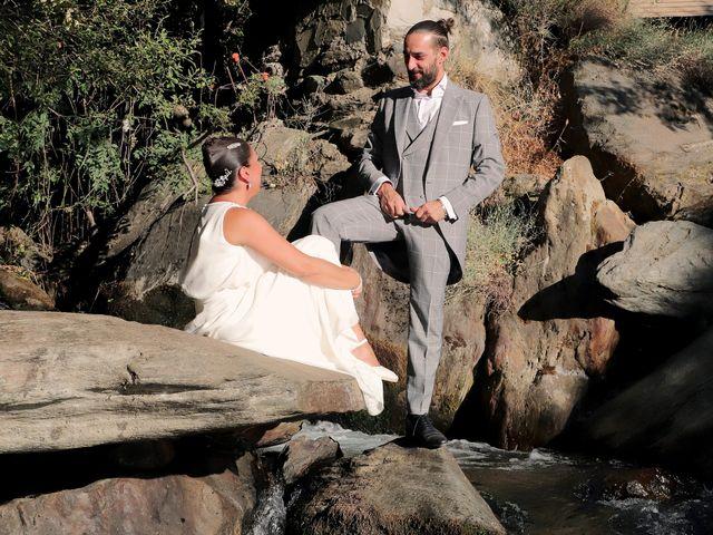 La boda de Alberto y Fuensanta en La Zubia, Granada 61