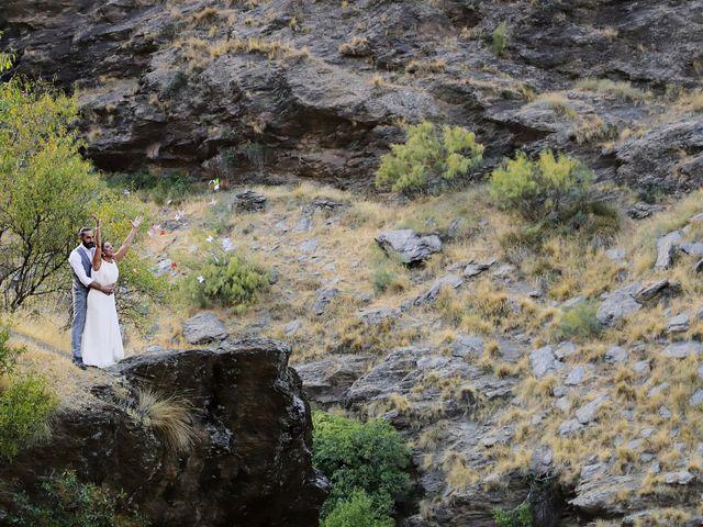 La boda de Fuensanta y Alberto