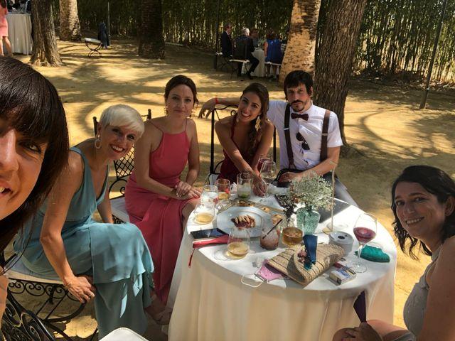 La boda de Alfredo y Ana en Espartinas, Sevilla 11