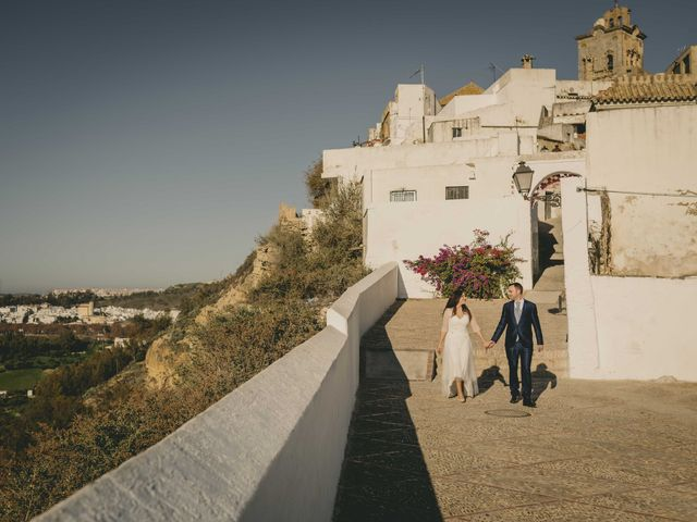 La boda de Pilar y Cristóbal en Arcos De La Frontera, Cádiz 6