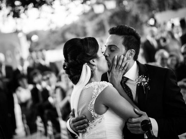 La boda de Hector y Celia en Vejer De La Frontera, Cádiz 1