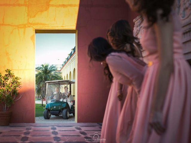 La boda de Hector y Celia en Vejer De La Frontera, Cádiz 2