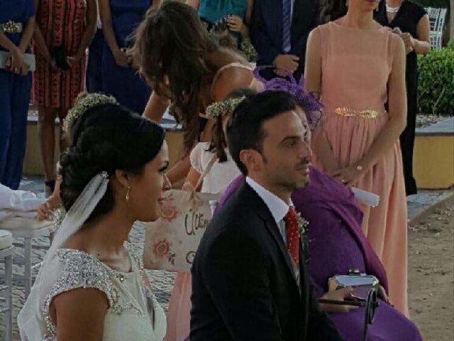 La boda de Hector y Celia en Vejer De La Frontera, Cádiz 4