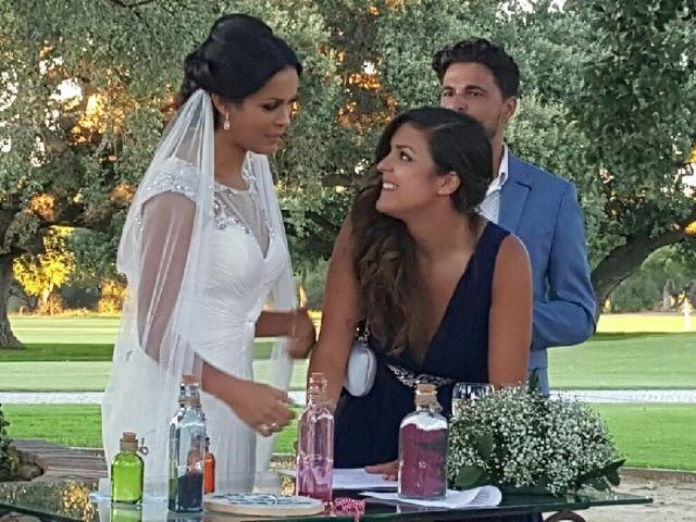 La boda de Hector y Celia en Vejer De La Frontera, Cádiz 5