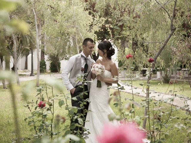 La boda de Katharina y José Antonio