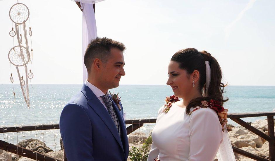 La boda de David  y Cristina  en Benajarafe, Málaga