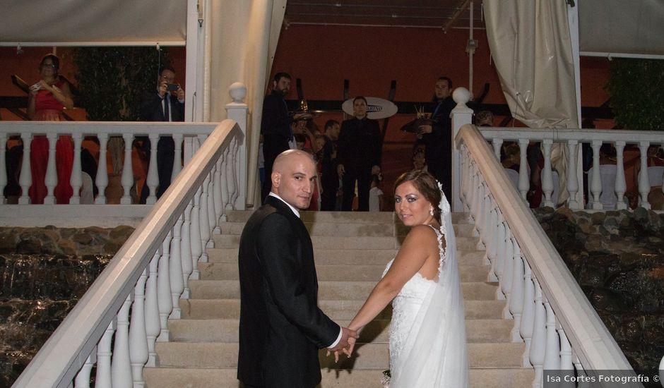 La boda de Luis y Elvira en Carmona, Sevilla
