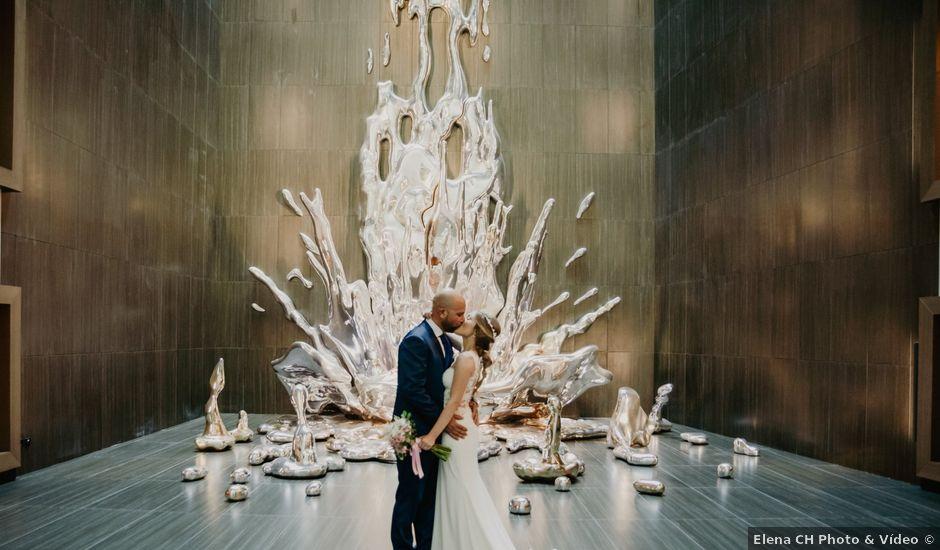 La boda de Diego y Natalia en Madrid, Madrid