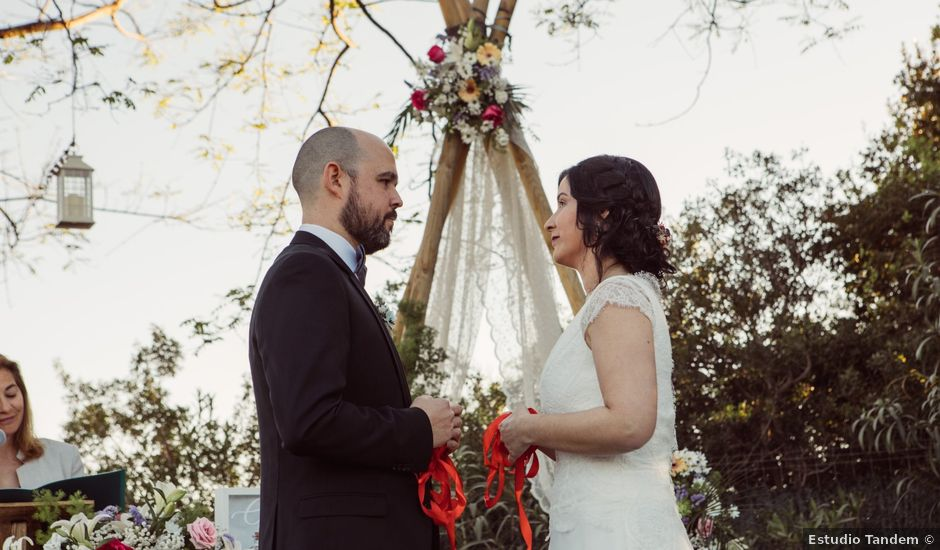 La boda de Óscar y Lorena en Riba-roja De Túria, Valencia