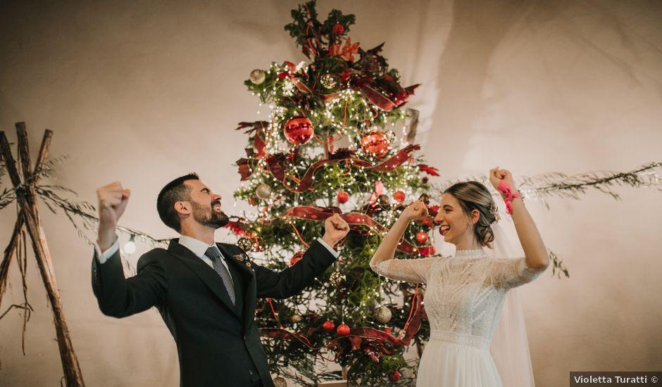 La boda de Pedro y Lucia en Otura, Granada