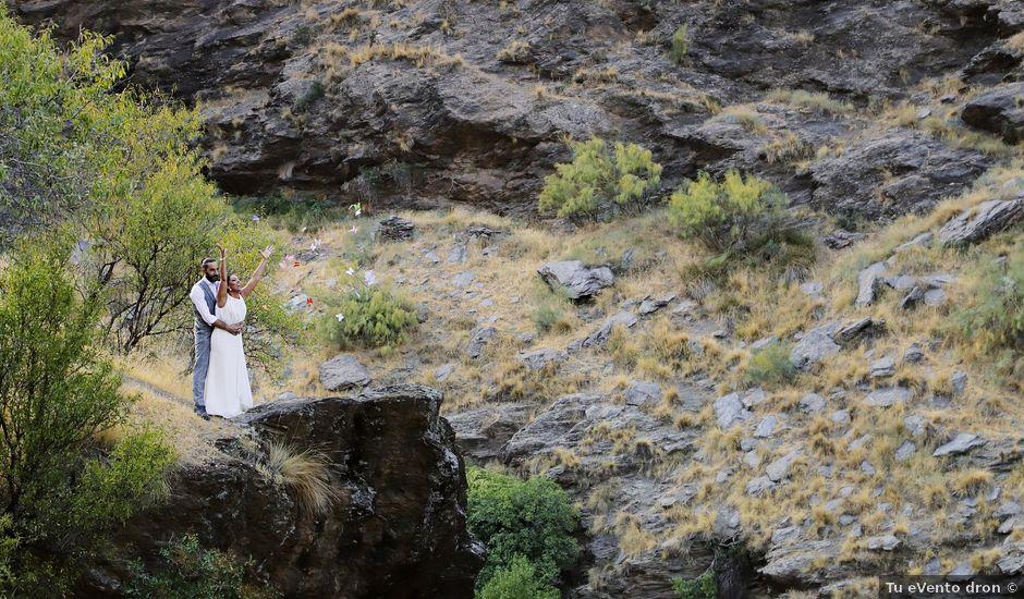 La boda de Alberto y Fuensanta en La Zubia, Granada