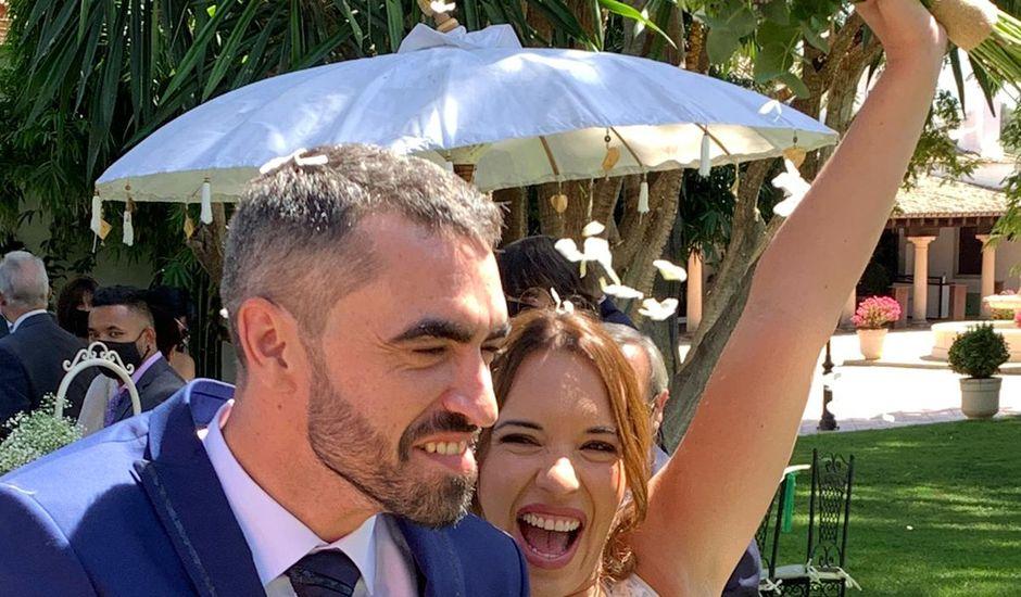 La boda de Alfredo y Ana en Espartinas, Sevilla