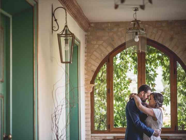 La boda de Carla y Pedro