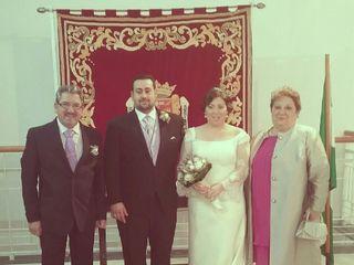 La boda de Rocio y Juan Jesús