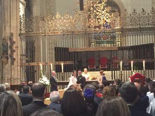 La boda de Lucia y Piero 1
