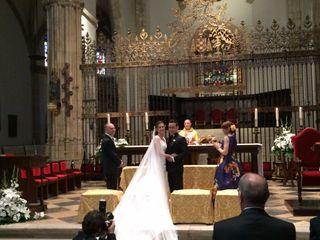 La boda de Lucia y Piero