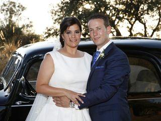 La boda de Tania y Victor