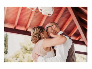 La boda de Natalia Poliakova  y Jorge Domenech