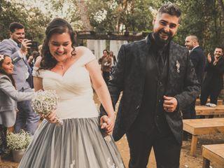 La boda de Helena y Oscar