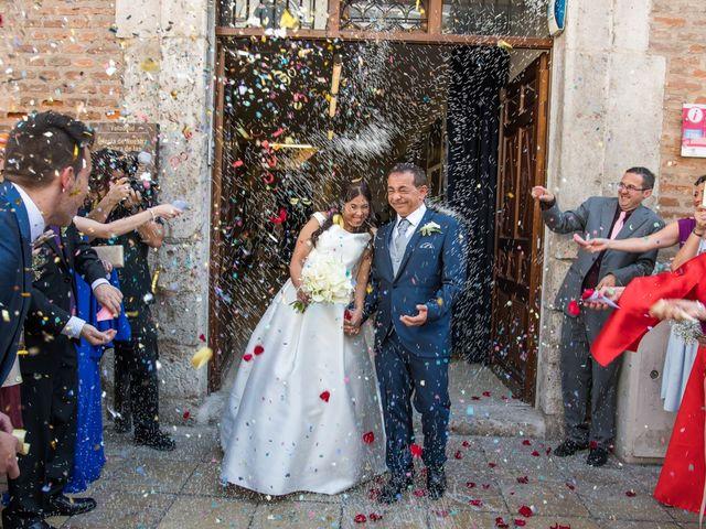 La boda de Javier y Patricia en Valladolid, Valladolid 12