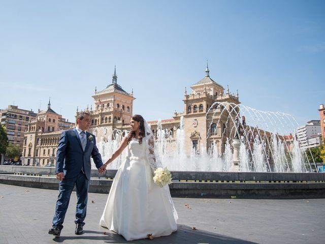 La boda de Javier y Patricia en Valladolid, Valladolid 14