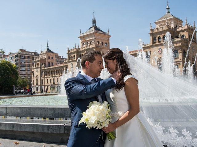 La boda de Javier y Patricia en Valladolid, Valladolid 15