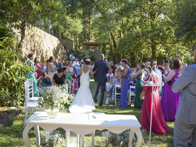La boda de Marcos y Paula en Santiago De Compostela, A Coruña 9
