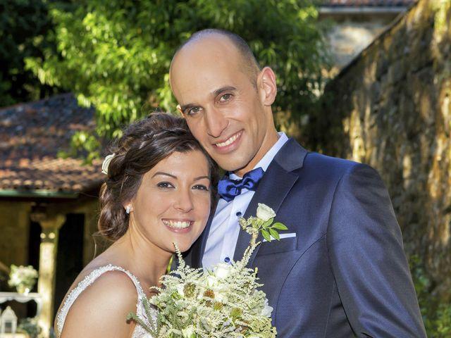 La boda de Marcos y Paula en Santiago De Compostela, A Coruña 10