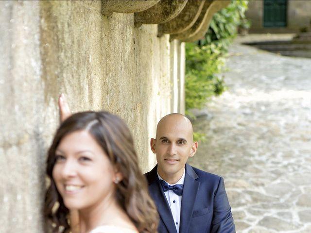 La boda de Marcos y Paula en Santiago De Compostela, A Coruña 37