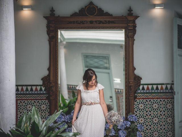 La boda de Pedro y Carla en Fuente Vaqueros, Granada 26