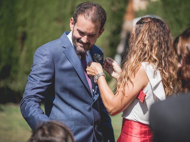 La boda de Pedro y Carla en Fuente Vaqueros, Granada 30
