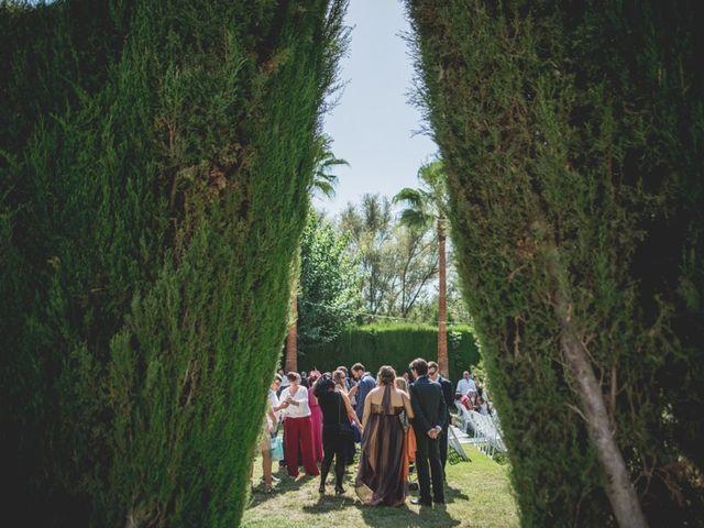 La boda de Pedro y Carla en Fuente Vaqueros, Granada 33
