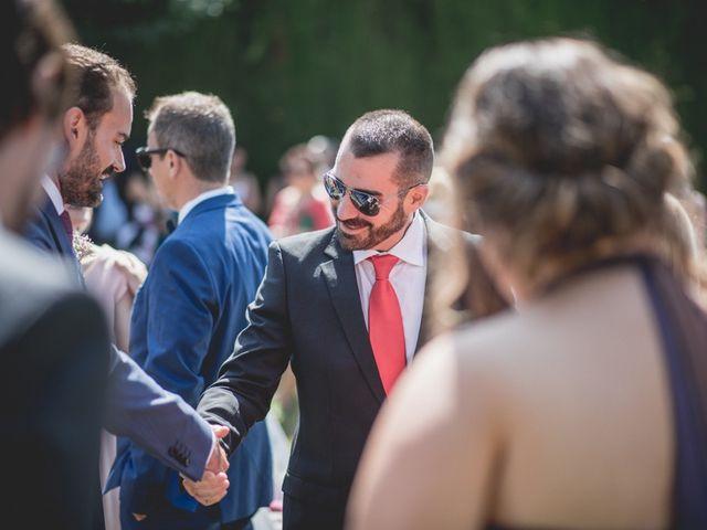 La boda de Pedro y Carla en Fuente Vaqueros, Granada 34