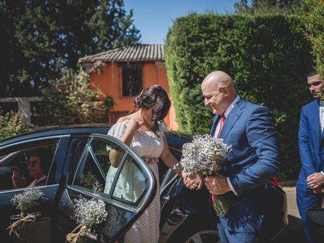 La boda de Pedro y Carla en Fuente Vaqueros, Granada 36