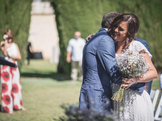 La boda de Pedro y Carla en Fuente Vaqueros, Granada 40