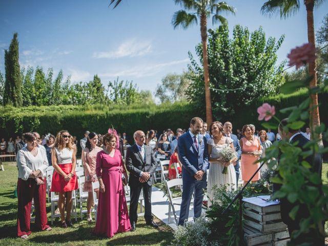 La boda de Pedro y Carla en Fuente Vaqueros, Granada 41