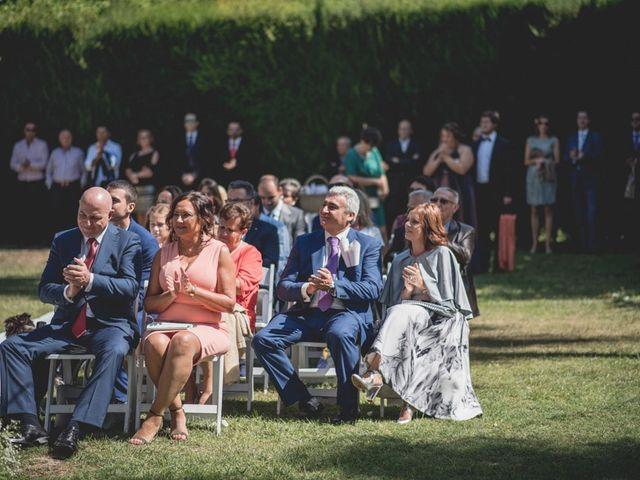 La boda de Pedro y Carla en Fuente Vaqueros, Granada 42