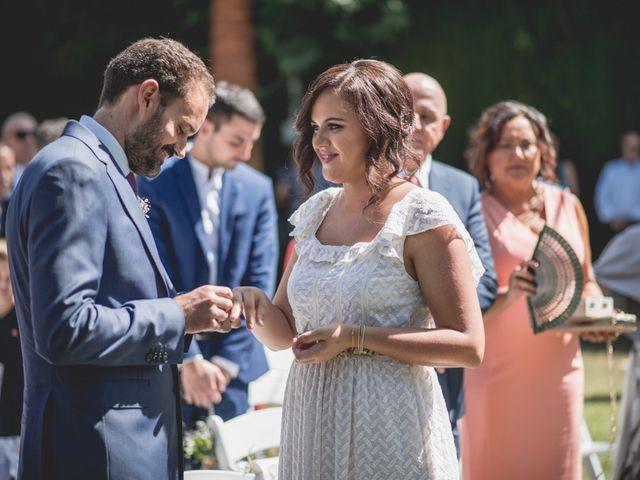 La boda de Pedro y Carla en Fuente Vaqueros, Granada 48