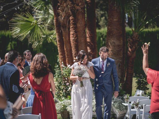 La boda de Pedro y Carla en Fuente Vaqueros, Granada 50