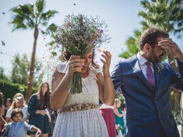 La boda de Pedro y Carla en Fuente Vaqueros, Granada 52