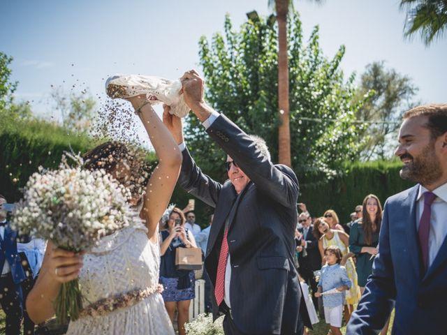 La boda de Pedro y Carla en Fuente Vaqueros, Granada 53